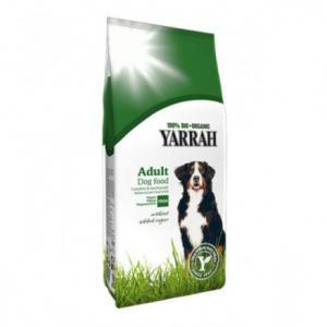 Croquette bio pour chien végétariens