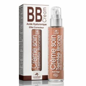 Crème teintée Bio Bronze 50ml