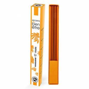 Encens bien être - Mandarine Vitalité 30 bâtonnets