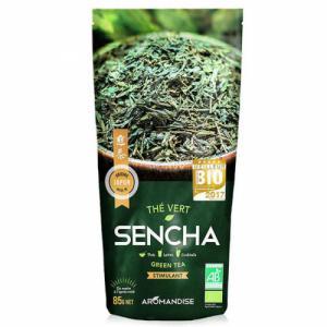 Thé Vert Bio Japonais Sencha 85g