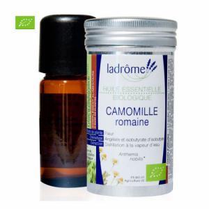 Huile essentielle bio de Camomille romaine 5ml