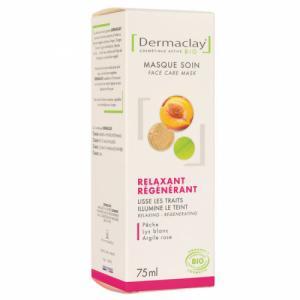 Masque Bio Relaxant et Régénérant Dermaclay 75ml