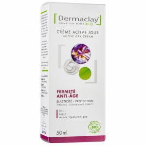 Crème de jour Bio Hydratation Fermeté Dermaclay 50ml