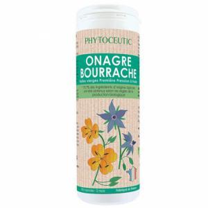 Onagre et Bourrache Bio Beauté de la peau - 180 capsules
