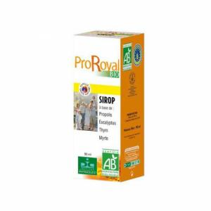 Sirop Propolis Eucalyptus Bio Proroyal - 90ml
