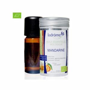 Huile essentielle bio Mandarine 10ml