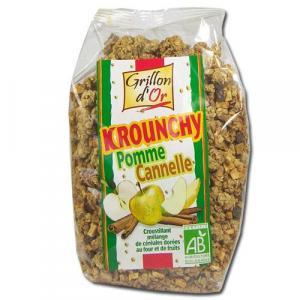 Krounchy Pomme Cannelle bio