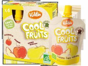 Cool fruits pomme poire