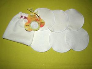 Coussinets d'allaitement Lavables BIO