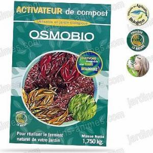Activateur de compost bio x2