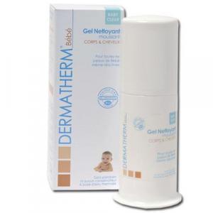 Gel nettoyant moussant bio corps - cheveux 150 ml