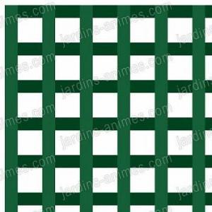 Treillage maille carrée 3cm 1mX1.48m