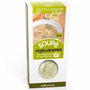 Soupe Végétarienne Bio 180g