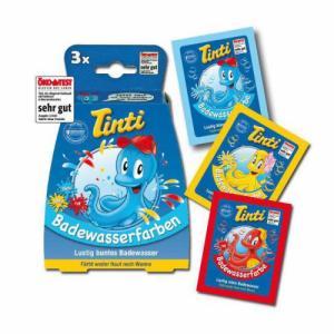 Tinti Colorants naturels pour le bain Boîte de 9