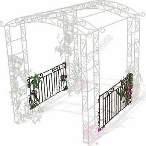 Balustrades pour Arche