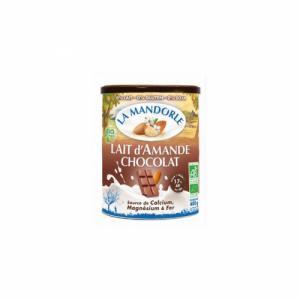 Lait d'amande au chocolat La Mandorle