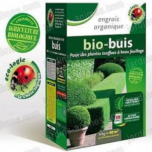 Engrais Bio pour Buis 4kg