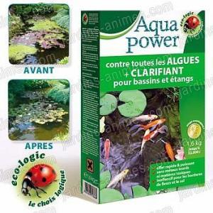 Anti Algues écologique AquaPower 80m3