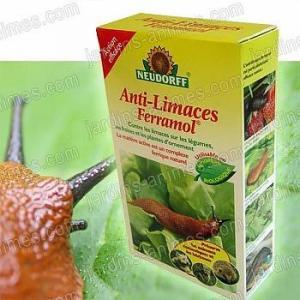 Anti limaces Ferramol 2kg Neudorff