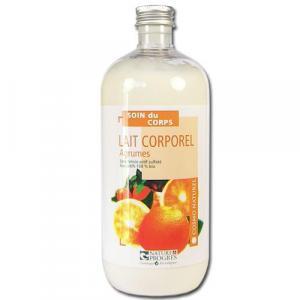 Lait corporel aux agrumes bio 500 ml