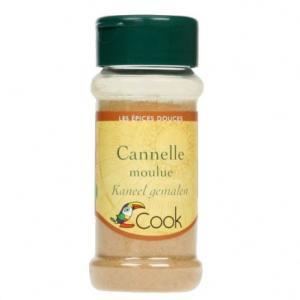 Cannelle moulue bio